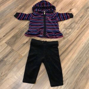 Cute  juicy couture 3/6 month